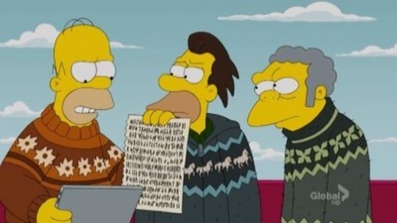 The Simpsons Season 24 Episode 21