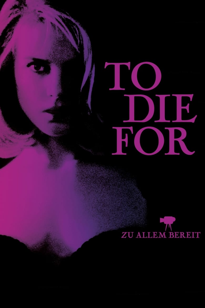 To Die For - Drama / 1995 / ab 12 Jahre