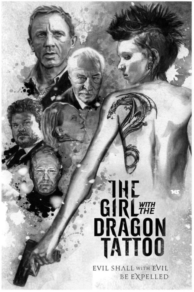The Making of The Girl With The Dragon Tattoo (2012)