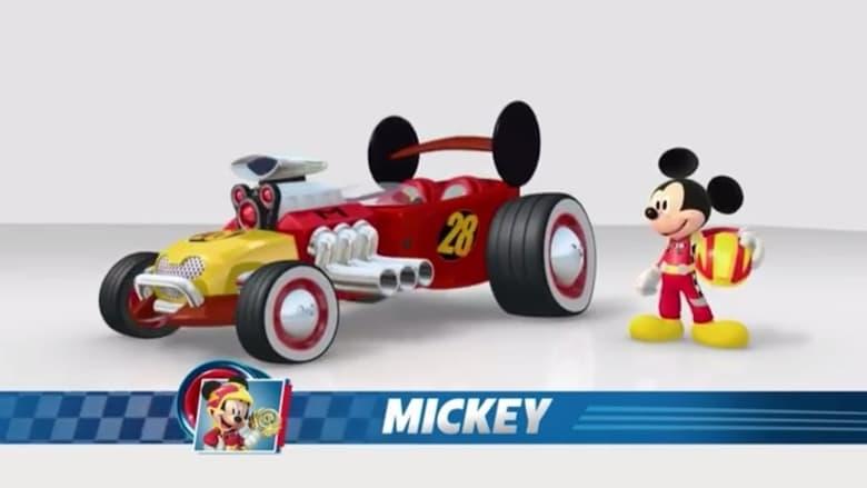 Mickey și Piloții de Curse Seria Dublată în Română