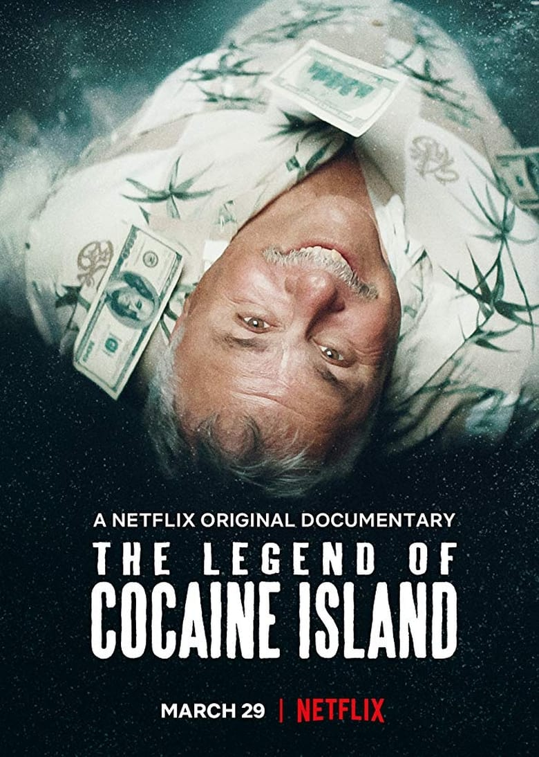 The Legend of Cocaine Island - poster