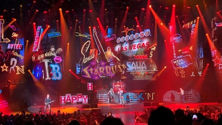 فيلم Def Leppard: Hits Vegas, Live At Planet Hollywood 2020 مترجم اونلاين