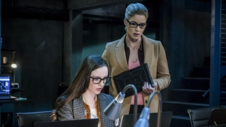 Arrow Sezonul 5 Episodul 16