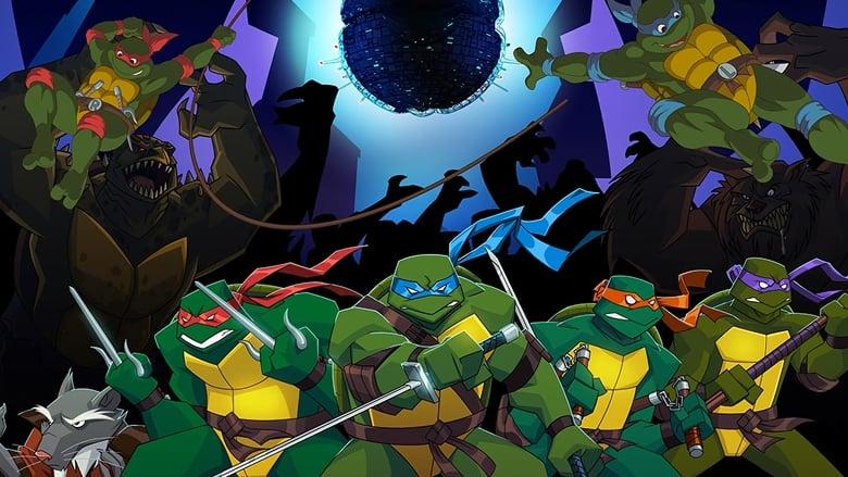 Turtles Forever 2009