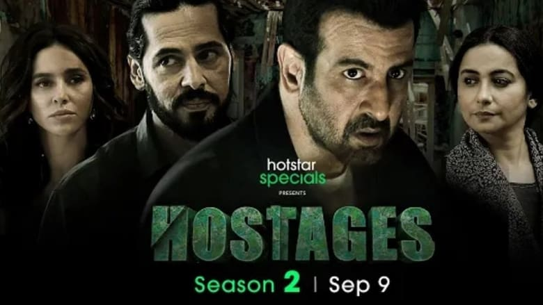 Hostages Season 2 Complete (2020)Hindi | x264 DSNP WEB-DL | 1080p | 720p | 480p