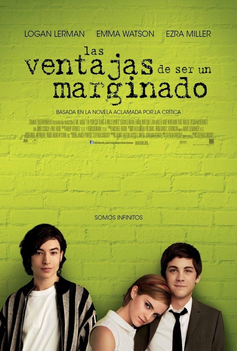 Pelicula Las Ventajas De Ser Invisible (2012) Subtitulado Full HD 720p Online imagen