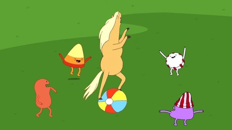 Adventure Time Season 5 Episode 19 | James Baxter the Horse