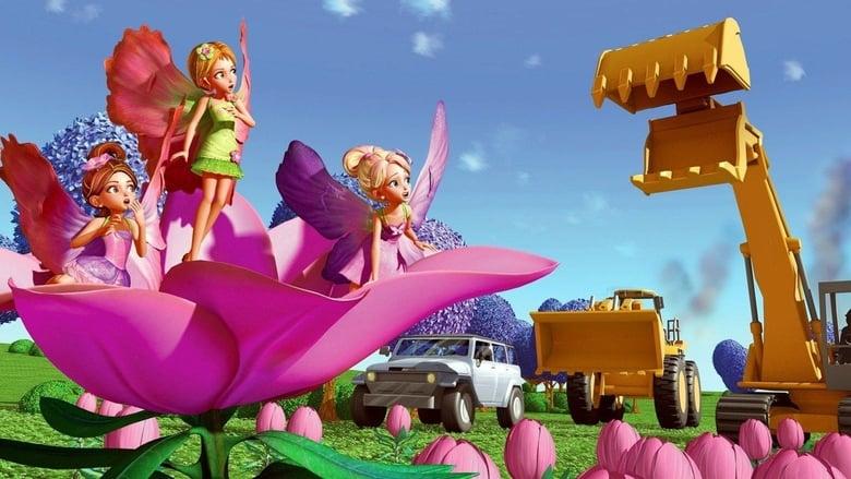 Barbie+presenta+Pollicina
