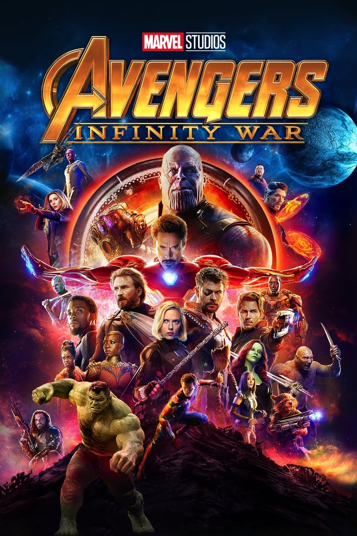 Avengers: Infinity War - Abenteuer / 2018 / ab 12 Jahre