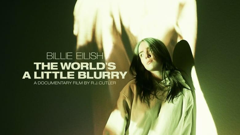 кадр из фильма Билли Айлиш: Слегка размытый мир