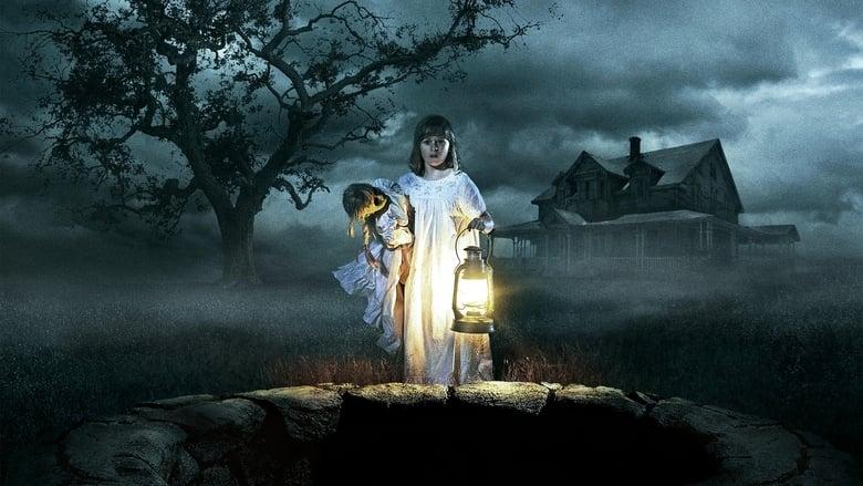 кадр из фильма Проклятие Аннабель: Зарождение зла