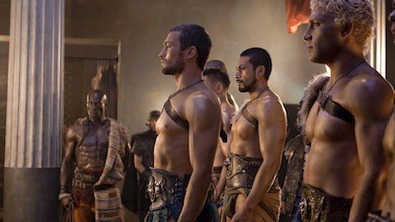 Spartakas: Kraujas ir Smėlis / Spartacus: Blood and Sand  (2010) 1 Sezonas