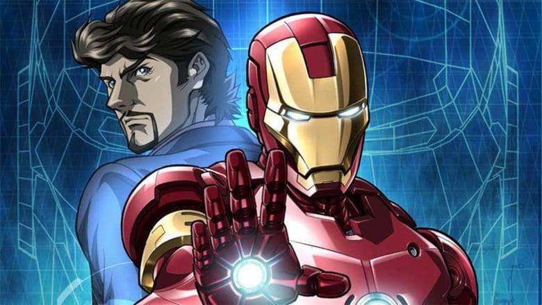 مشاهدة مسلسل Iron Man مترجم أون لاين بجودة عالية