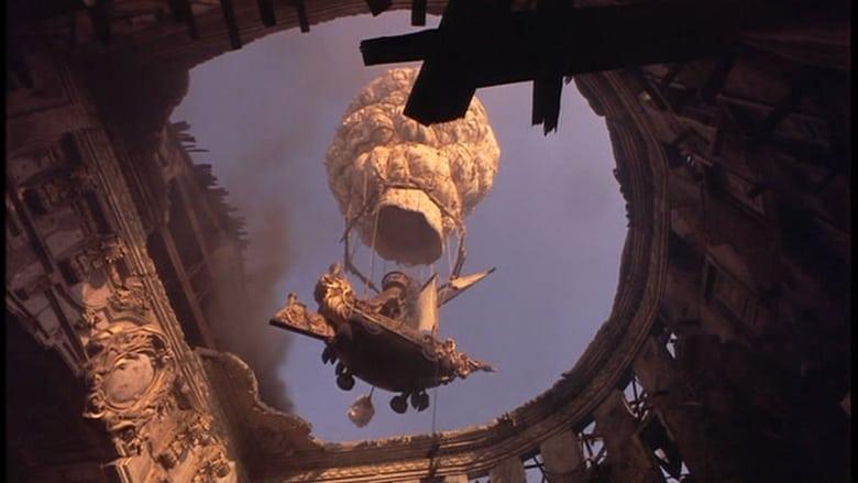 Imagem do Filme As Aventuras do Barão de Münchausen
