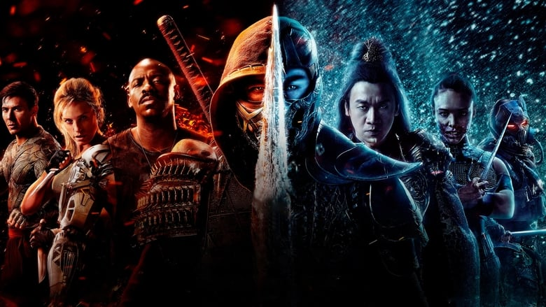 Mortal Kombat (2021) Movie