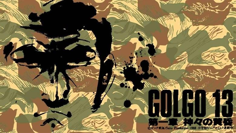 Golgo+13+-+Il+professionista