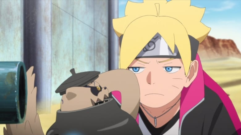 Boruto: Naruto Next Generations: 1×121