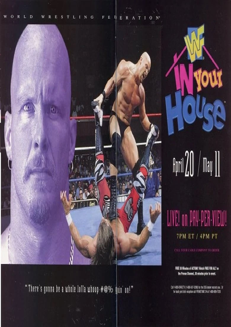 WWE In Your House 15: A Cold Day in Hell (1997)
