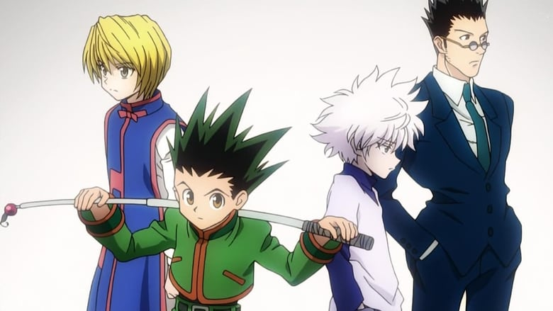 Hunter x Hunter Season 2