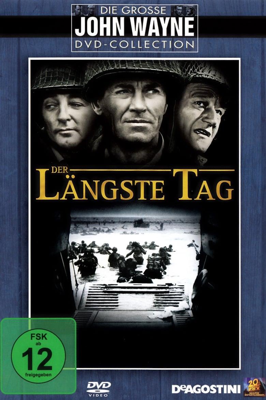 Der längste Tag - Action / 1962 / ab 12 Jahre