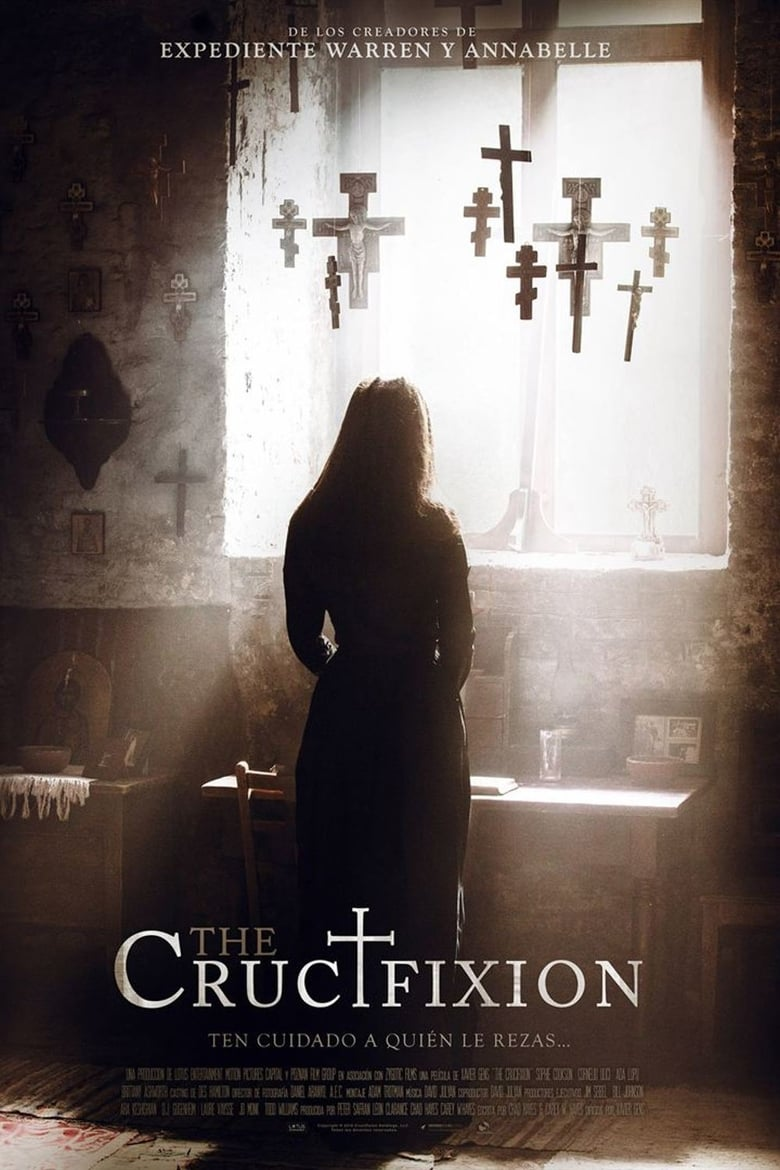 The Crucifixion (2017) D.D. Torrent