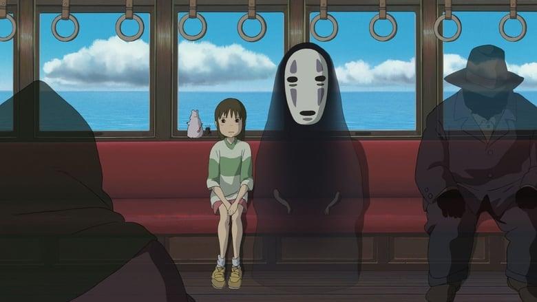 El viaje de Chihiro (2001)