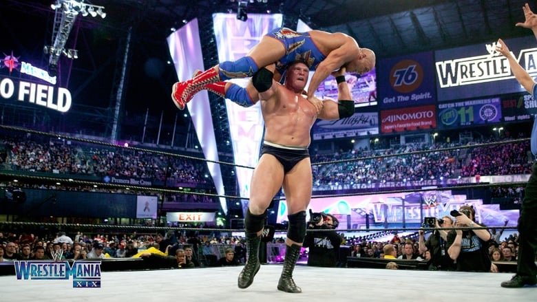 WWE+Wrestlemania+XIX