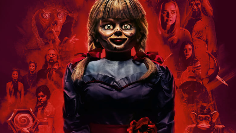 Watch Annabelle Comes Home Full Movie Online YTS Movies