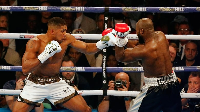 Watch Anthony Joshua vs. Carlos Takam Full Movie Online YTS Movies