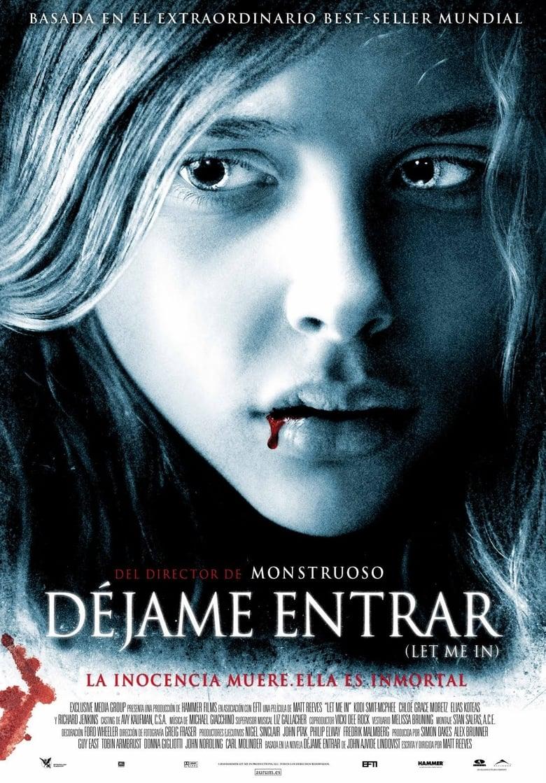 Pelicula Dejame Entrar (2010)  HD 1080 Latino - Ingles Online imagen