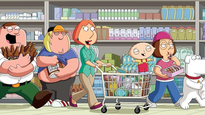 Family Guy Season 2 Episode 2 : Holy Crap