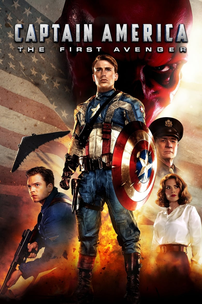 Captain America: The First Avenger - Action / 2011 / ab 12 Jahre