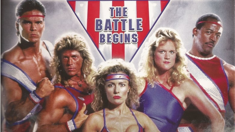 American+Gladiators