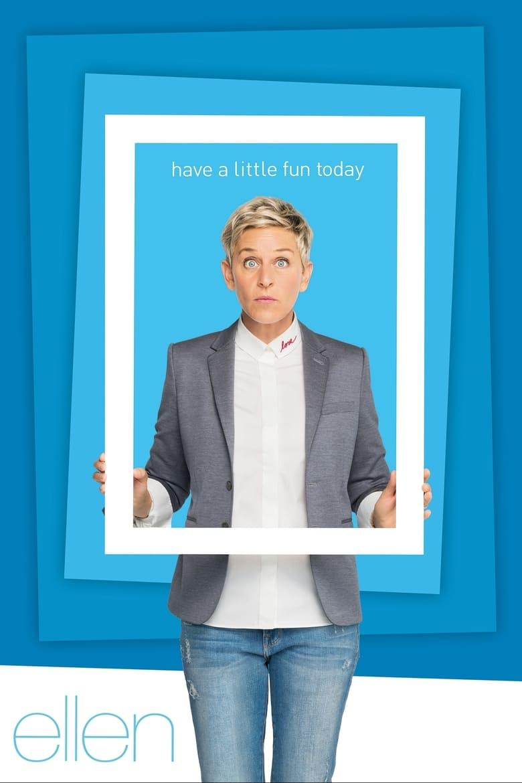 Ellen: The Ellen DeGeneres Show - poster