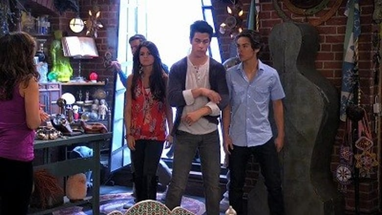 les sorciers de waverly place saison 4 episode 27