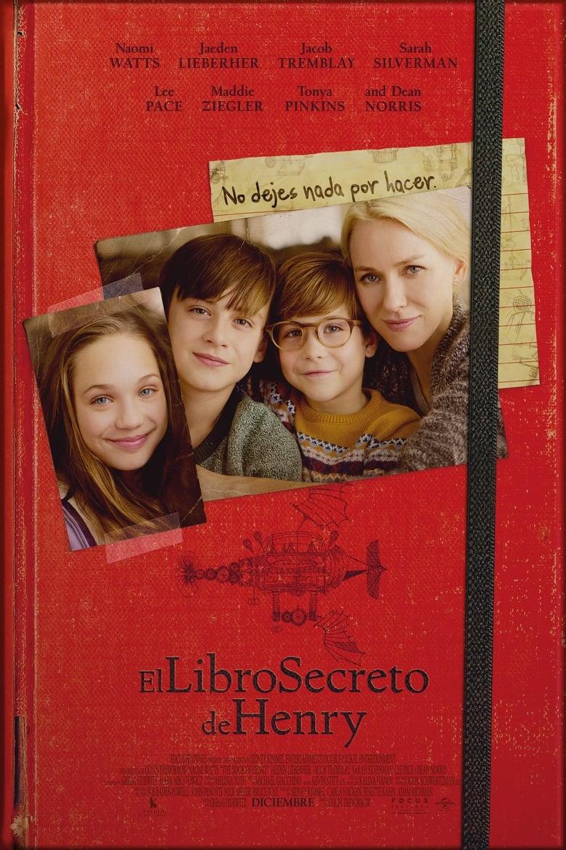 El libro secreto de Henry (2017)
