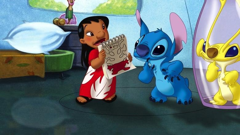 فيلم Stitch! The Movie 2003 مترجم اونلاين