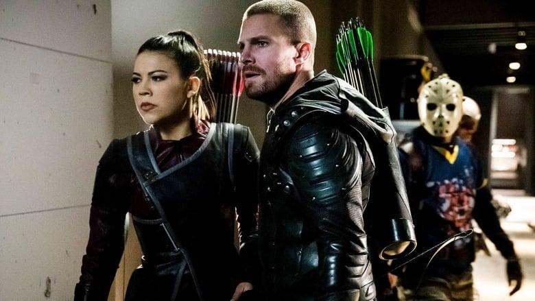 Arrow: 7×21