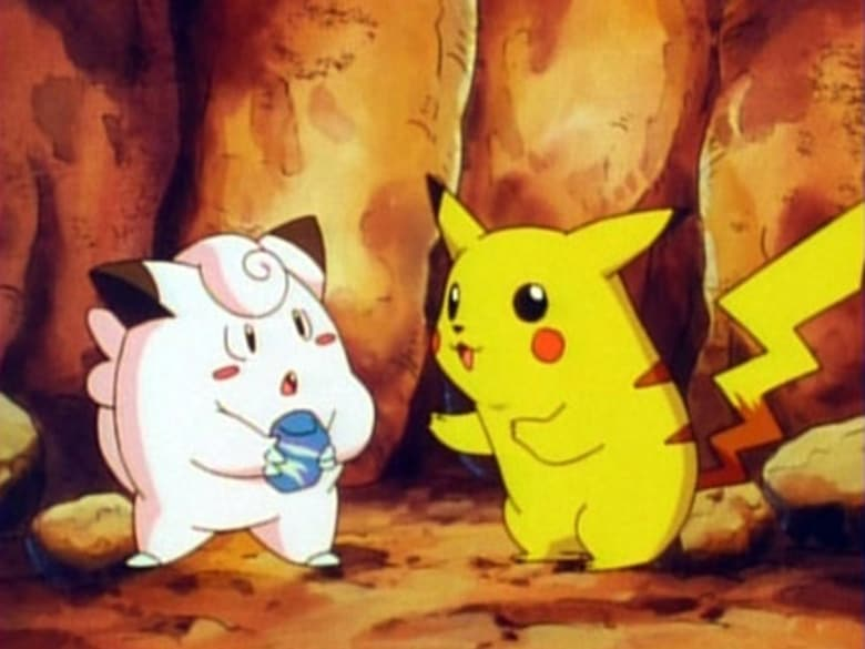 Clefairy and The Moon Stone