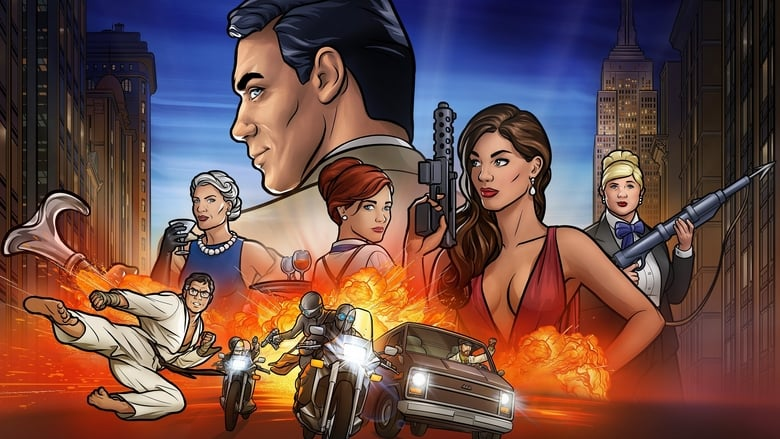 Archer Season 11 Episode 2