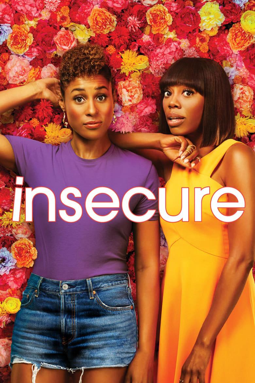 Εξώφυλλο του Insecure