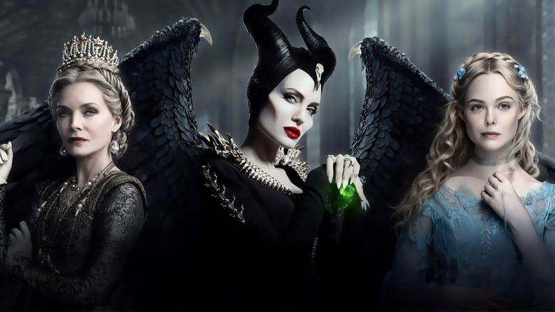Maleficent: Mistress of Evil banner backdrop