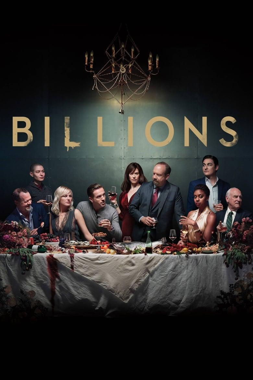 Εξώφυλλο του Billions