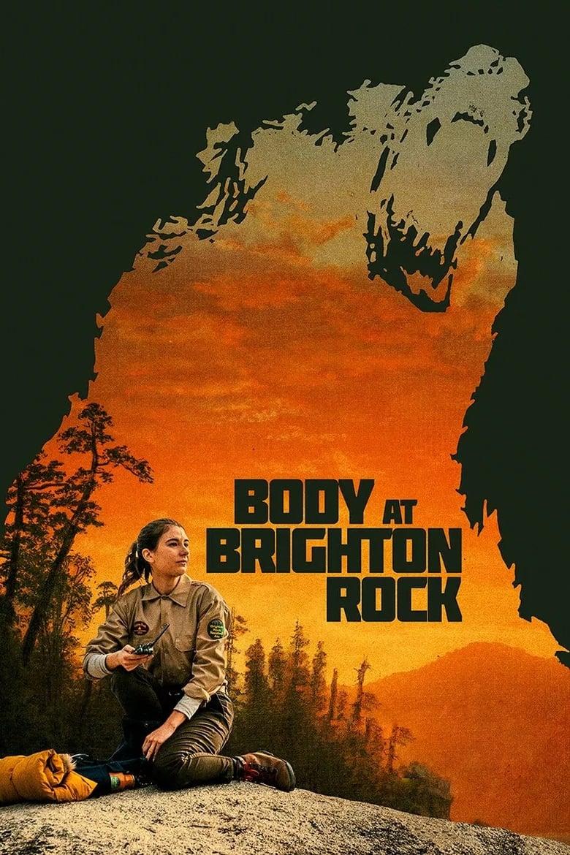 Body at Brighton Rock - poster