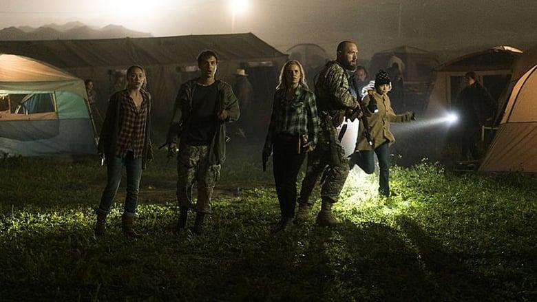 Fear the Walking Dead: 3×7