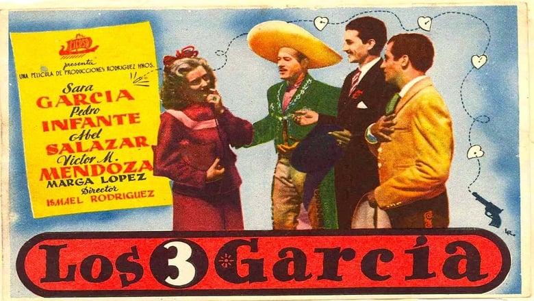 Watch Los tres García Putlocker Movies