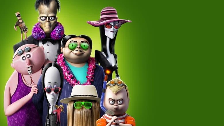 A Família Addams 2: Pé na Estrada