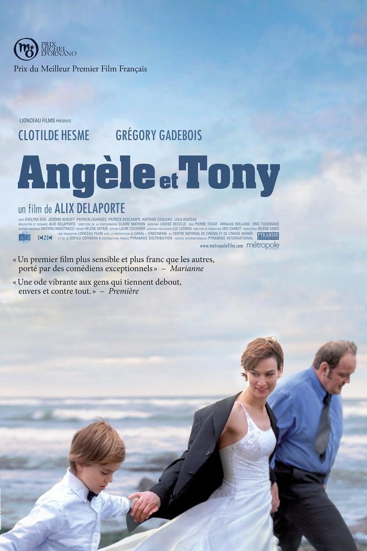 Εδώ θα δείτε το Angèle and Tony: OnLine με Ελληνικούς Υπότιτλους   Tainies OnLine