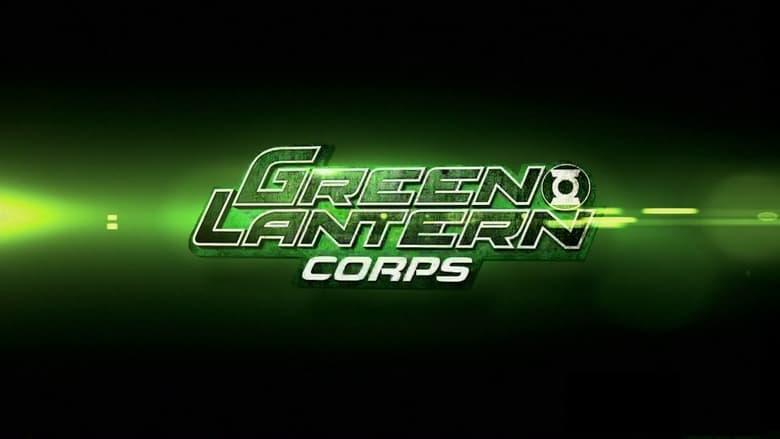 watch Green Lantern Corps now