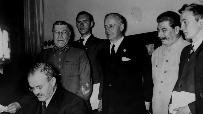 Regardez Le pacte Hitler-Staline Online HD Française (2018)